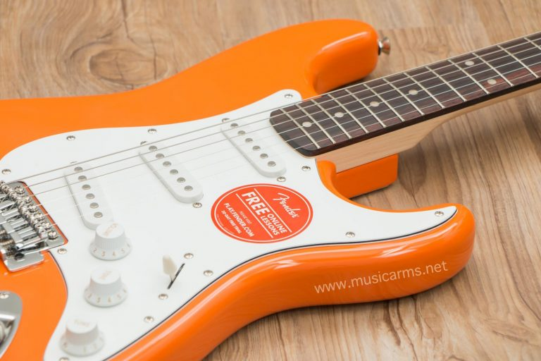 Squier Affinity Stratocaster Orange บอดี้ ขายราคาพิเศษ