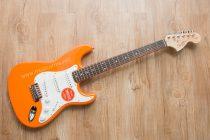 Squier Affinity Stratocaster Orange