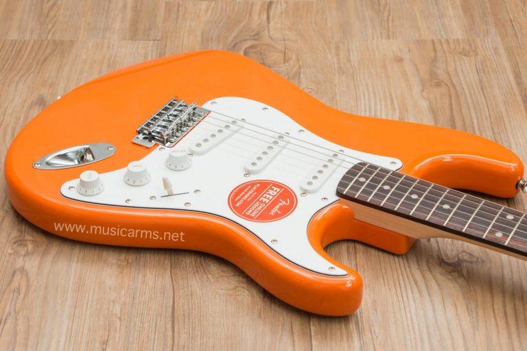 Squier Affinity Stratocaster Orange body ขายราคาพิเศษ