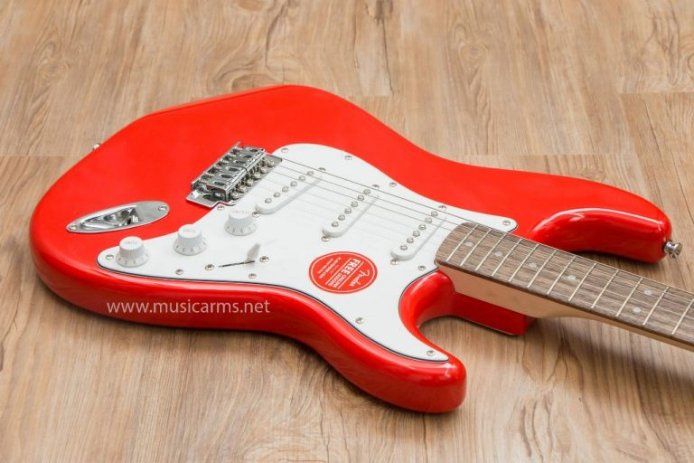 Squier Affinity Stratocaster Red ขายราคาพิเศษ
