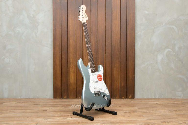 Squier Affinity Stratocaster Slick Silver ขายราคาพิเศษ