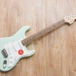 Squier Affinity Stratocaster Surf Green ขายราคาพิเศษ