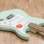 Squier Affinity Stratocaster Surf Green body ขายราคาพิเศษ