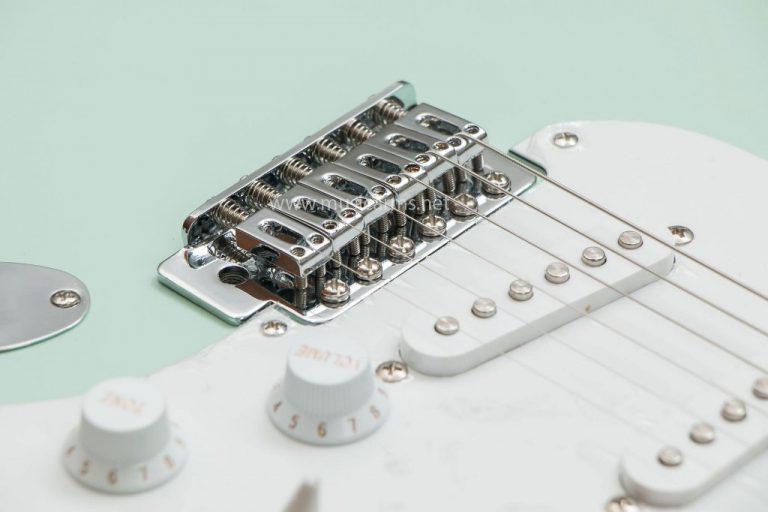 Squier Affinity Stratocaster Surf Green pickup ขายราคาพิเศษ