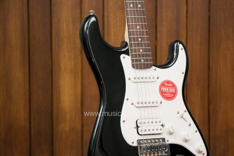 Squier Bullet Stratocaster HSS Black Pickup ขายราคาพิเศษ
