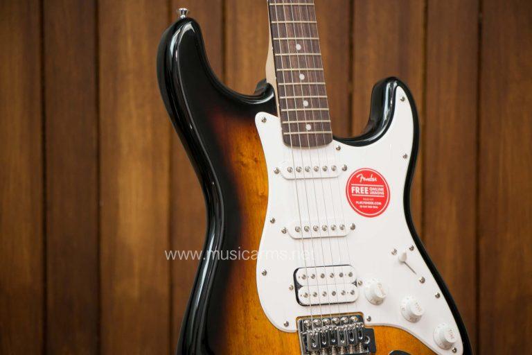 Squier Bullet Stratocaster HSS Sunburst Pickup ขายราคาพิเศษ