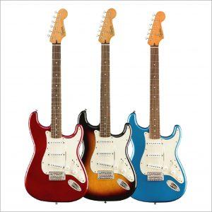 Squier Classic Vibe Stratocaster 60s ราคา
