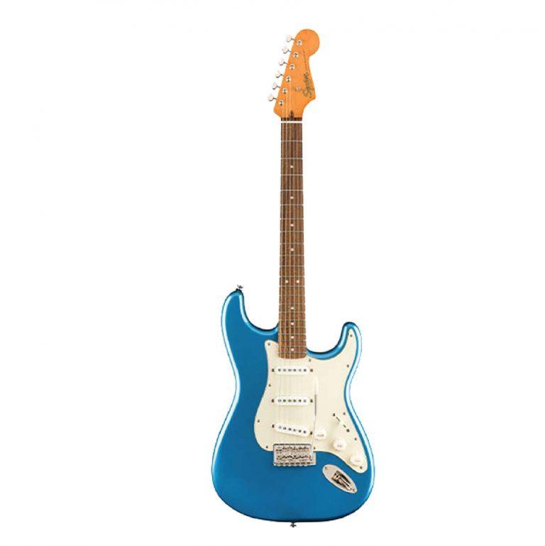 Squier Classic Vibe Stratocaster 60s Lake Placid Blue ราคา ขายราคาพิเศษ
