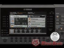 ํYAMAHA PSR-S970 display