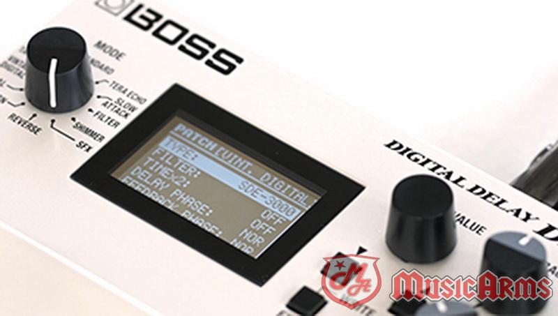 Boss DD-500 ขายราคาพิเศษ