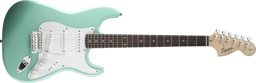 squier-affinity-stratrw-surfgreen