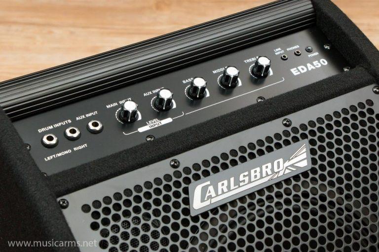 Carlsbro EDA-50 ปุ่มคอนโทรล ขายราคาพิเศษ
