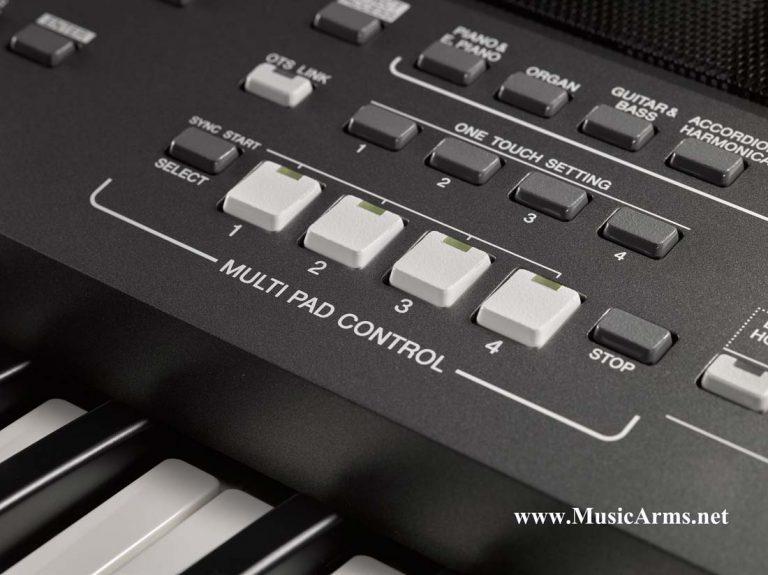 yamaha keyboard psr s670 multi pad ขายราคาพิเศษ