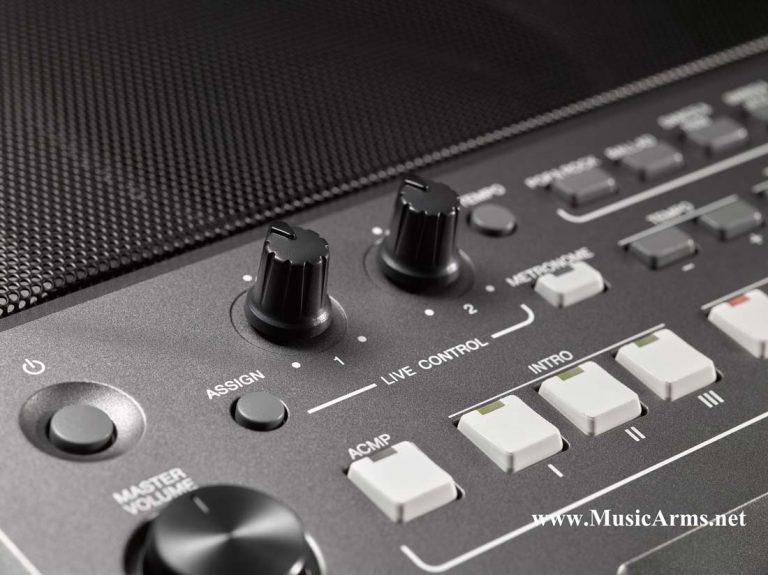 yamaha PSR-S670 live control ขายราคาพิเศษ