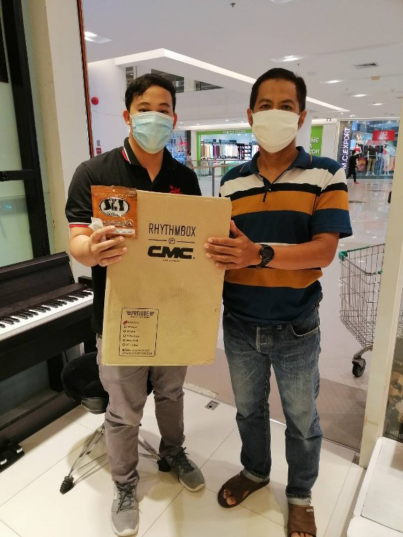 ลูกค้าที่ซื้อ คาฮอง/Cajon CMC Prelude