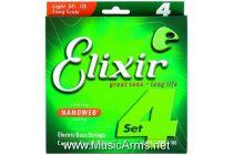 ELIXIR Bass Strings [Medium]