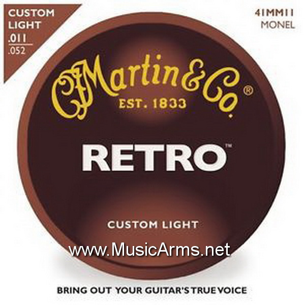 MARTIN RETRO-011 String ขายราคาพิเศษ