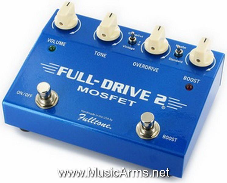Fulltone-FullDrive-2-MOSFET ขายราคาพิเศษ
