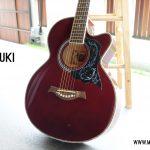 kazuki-kz39c-wine red ขายราคาพิเศษ