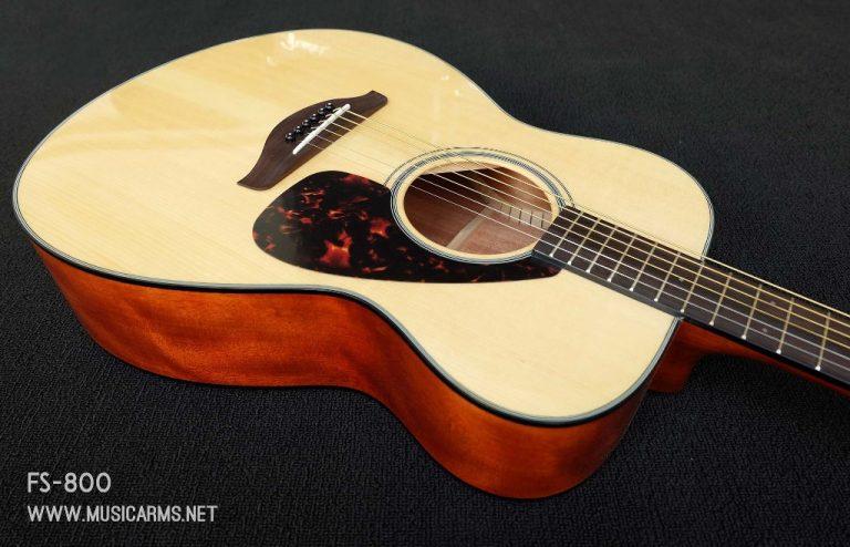 กีต้าร์ Yamaha FS800 ขายราคาพิเศษ
