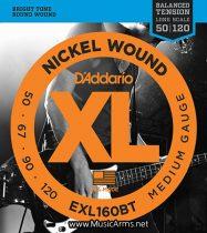 D'Addario EXL160BT