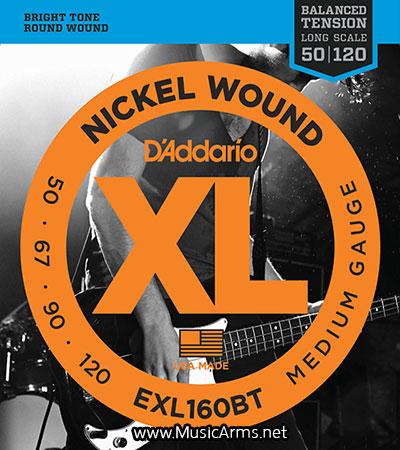 D'Addario EXL160BT ขายราคาพิเศษ