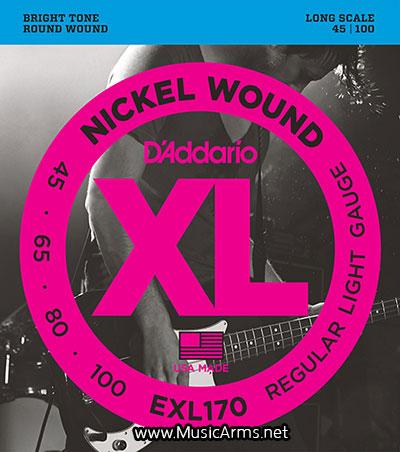 D'Addario EXL170 ขายราคาพิเศษ