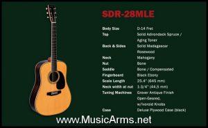 Sigma SDR-28MLE