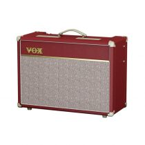 vox ac15c1 british garnet red