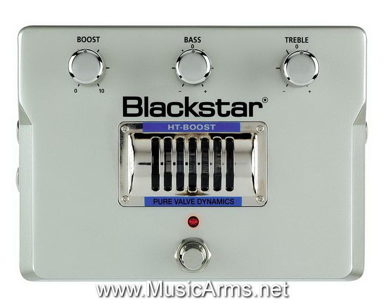 Blackstar HT Series HT-BOOST Tube Boost Guitar Effects Pedal ขายราคาพิเศษ