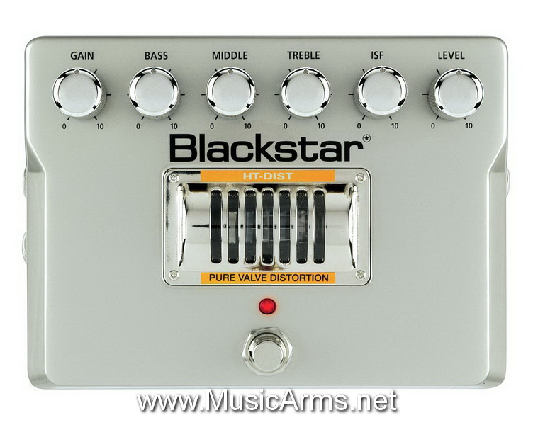 Blackstar HT Series HT-DIST Tube Distortion Guitar Effects Pedal ขายราคาพิเศษ