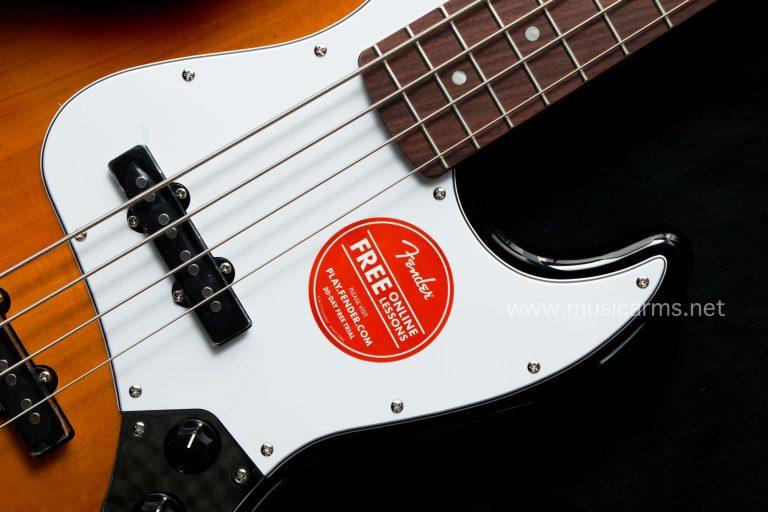 squier affinity jazz bass bsb 4 สาย ขายราคาพิเศษ