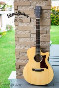 sigma-gmc-ste-solid spruce top
