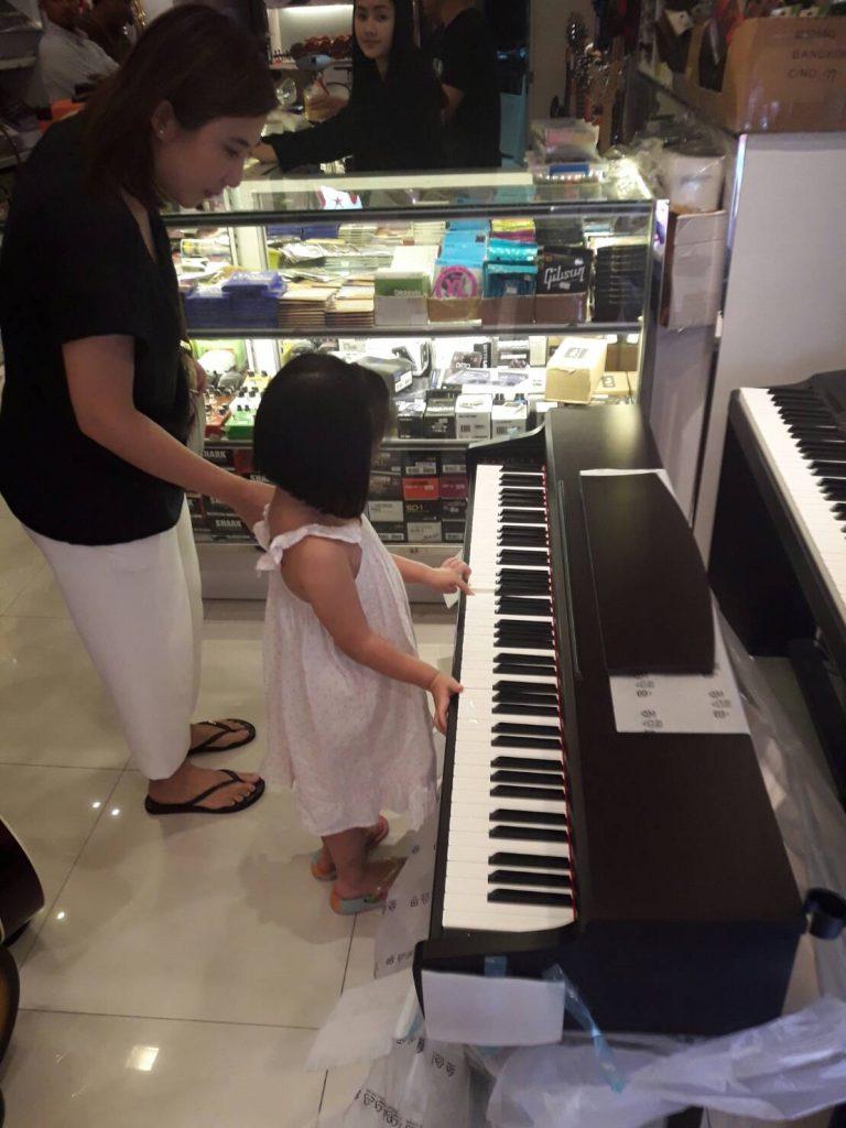 ลูกค้าที่ซื้อ KAWAI KDP-90 DIGITAL PIANO