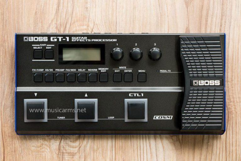 เอฟเฟค Boss GT-1 ขายราคาพิเศษ