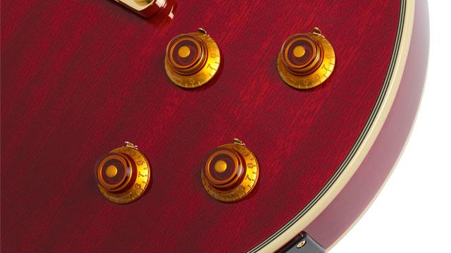 Epiphone Les Paul Custom 100th Anniversary Limited Editionวอลุ่ม