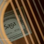 Saga SF-700 สาย ขายราคาพิเศษ