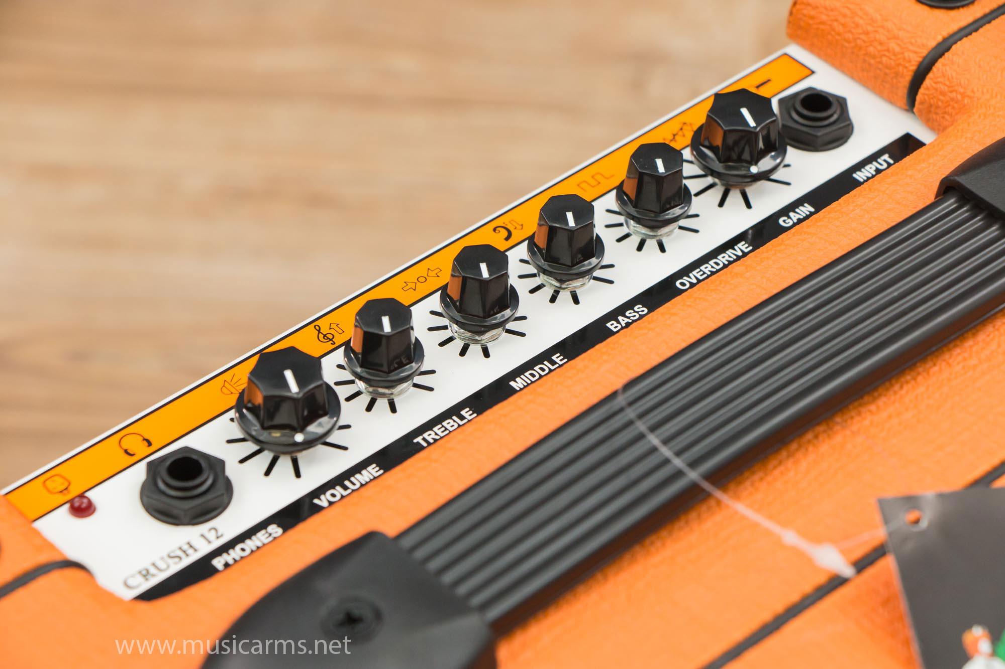 Crush 12 – Orange Amps