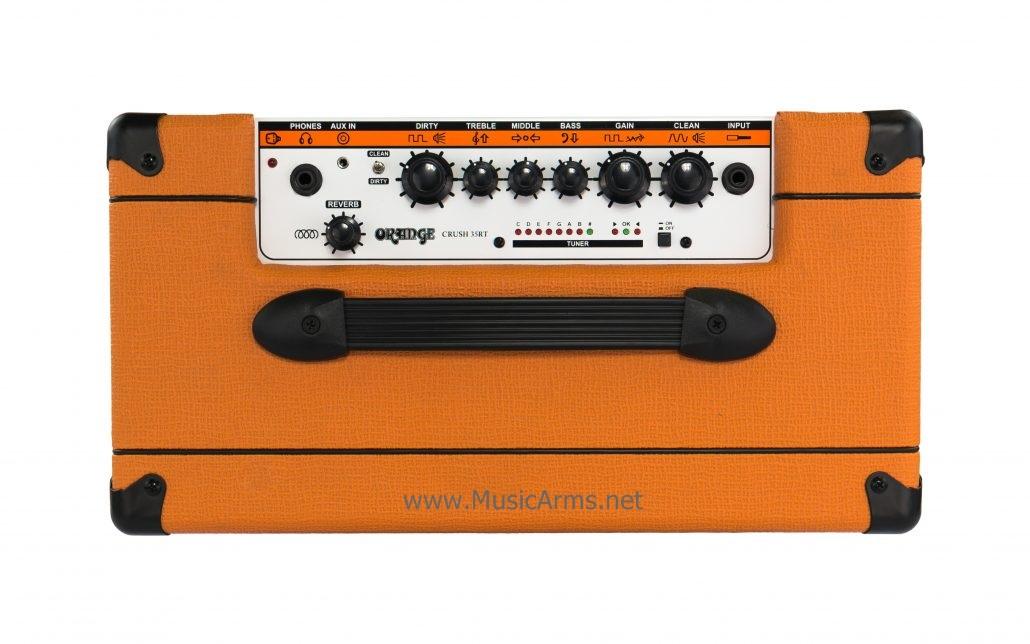 Orange CRUSH-35RT-ควบคุม