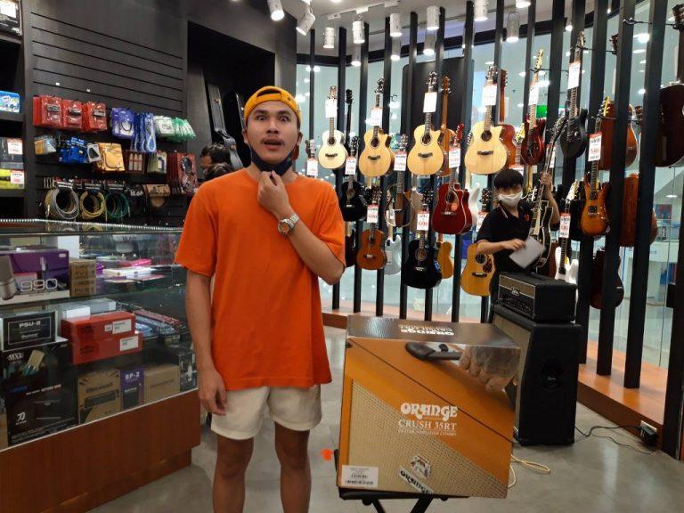 ลูกค้าที่ซื้อ Orange Crush 35RT