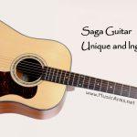 Saga-D10S-solid top ลดราคาพิเศษ