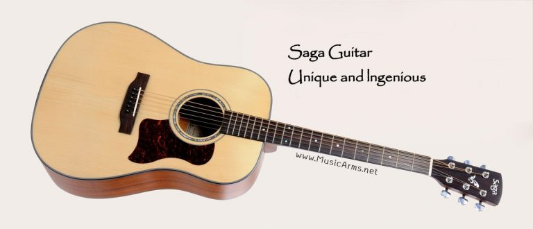 Saga-D10S-solid top ขายราคาพิเศษ