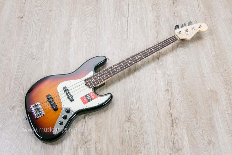 เบสไฟฟ้า Fender American Professional Jazz Bass ขายราคาพิเศษ