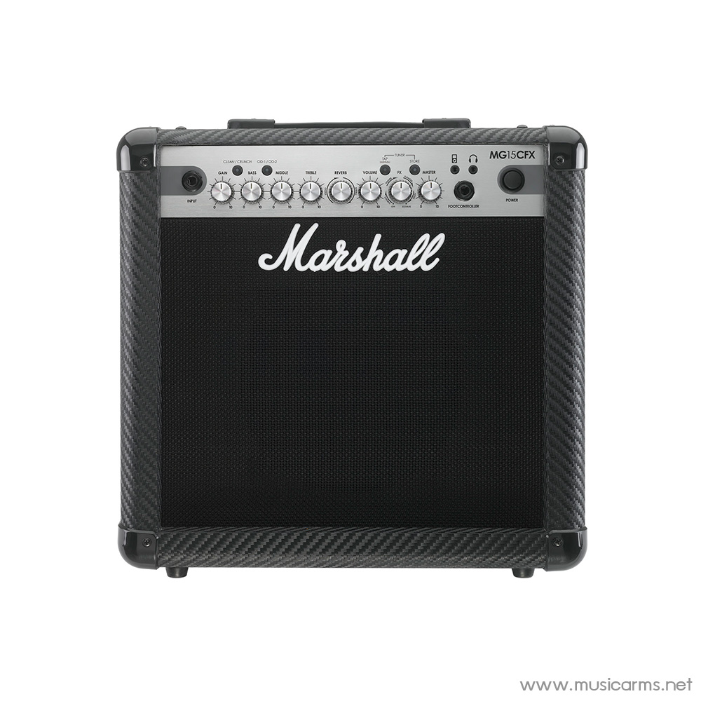 Face cover Marshall-MG15CFX