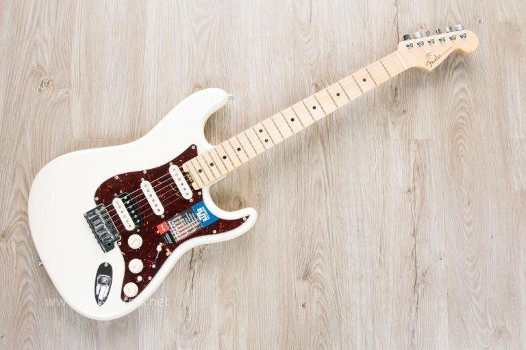 Fender American Elite Stratocaster สีขาว ขายราคาพิเศษ
