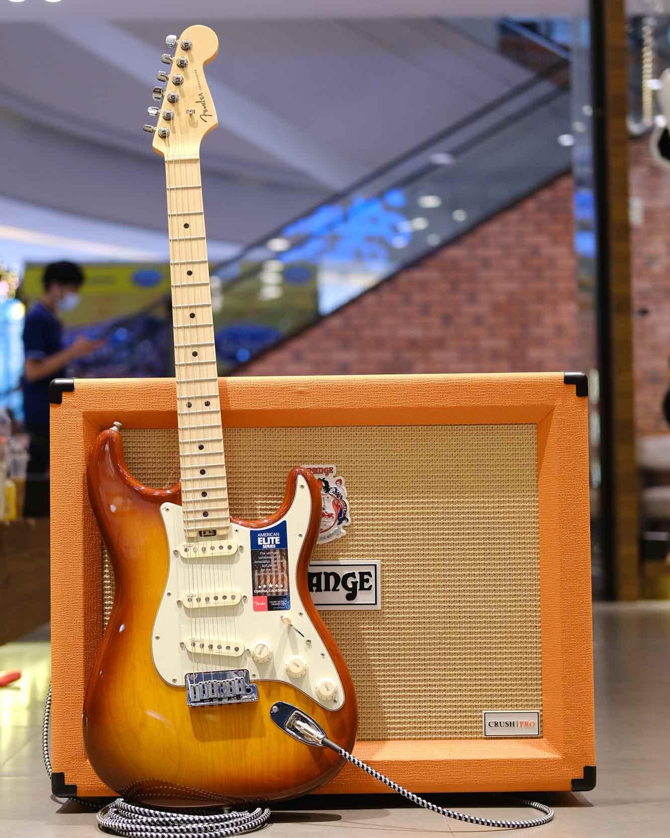 Fender American Elite Stratocaster (2)