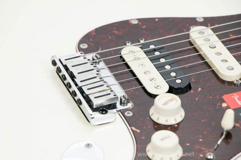 Fender American Elite Stratocaster White ปิ๊กอัพ ขายราคาพิเศษ