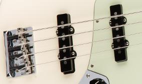 Fender American Professional Jazz Bassตัวดำ1ตัว1