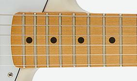 Fender Jimi Hendrix Stratocasterคอ