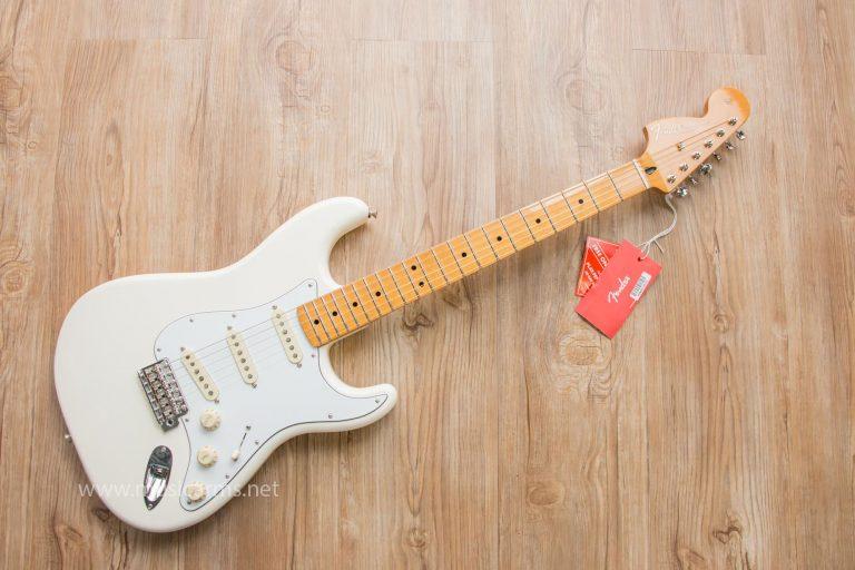 Fender Jimi Hemdrix Strat MN OWT ขายราคาพิเศษ